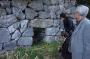 岩井の石灰窯