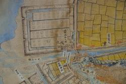 塩田が示された絵地図