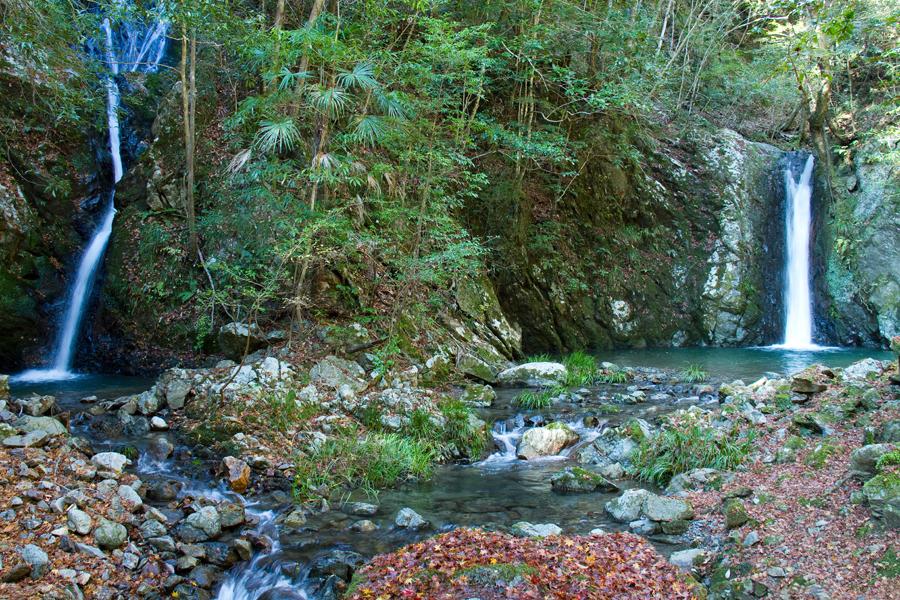 G3 三滝渓谷