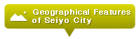 Geographical Features of Seiyo City